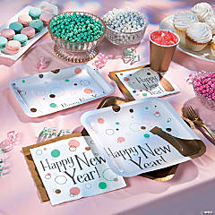Bubble & Bright Party Supplies