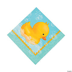 Bubble Bath Luncheon Napkins