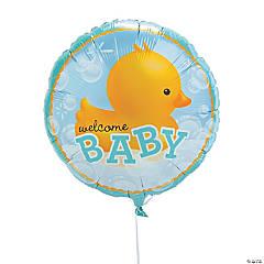 Bubble Bath Mylar Balloon