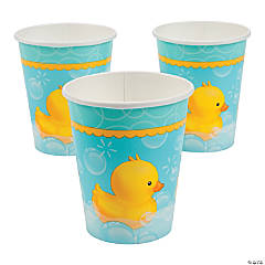 Bubble Bath Paper Cups