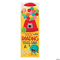 Bubble Gum-Scented Bookmarks