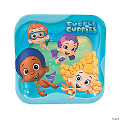 Bubble Guppies Paper Dinner Plates