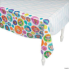 Bubble Guppies Plastic Tablecloth