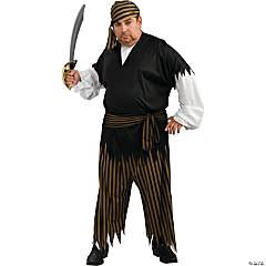 Buccaneer Adult Men's Costume