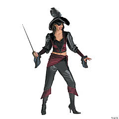 Buccaneer Beauty Adult Women's Costume