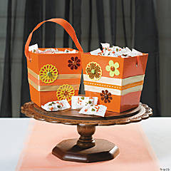 Buckets With Ribbon Project Idea