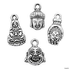 Buddha Charms - 11mm - 15mm