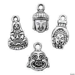 Buddha Charms - 11mm - 15mm