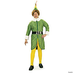 Buddy the Elf Standard Adult Men's Costume