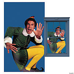 Buddy the Elf Window Poster