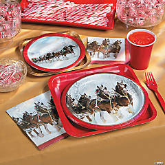 Budweiser® Clydesdales Party Supplies