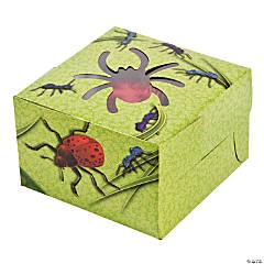Bug Cupcake Boxes