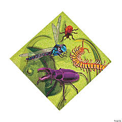 Bug Luncheon Napkins