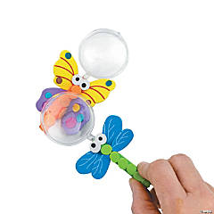 Bug Magnifying Glass Craft Kit