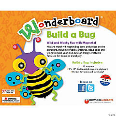 Build A Bug Wonderboard Magnet Set
