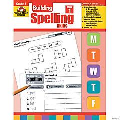 Building Spelling Skills, Teacher's Edition, Grade 1