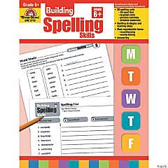 Building Spelling Skills, Teacher's Edition, Grade 6+