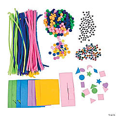 Bulk Easter Craft Assortment