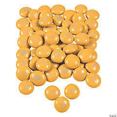 Bulk Gold M&Ms<sup>®</sup> Chocolate Candies