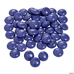 Bulk M&Ms<sup>®</sup> Chocolate Candies - Purple