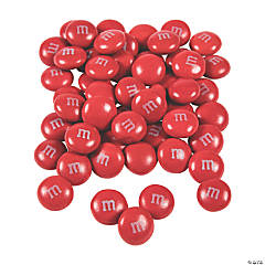 Bulk Red M&Ms<sup>®</sup> Chocolate Candies