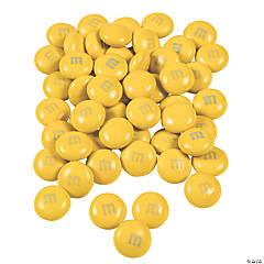 Bulk Yellow M&Ms<sup>®</sup> Chocolate Candies