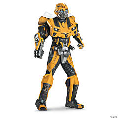 Bumblebee Theatrical Adult Men's Costume