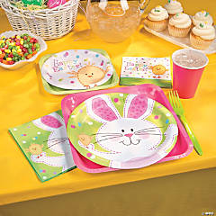 Bunny & Chick Easter Party Supplies