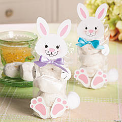 Bunny Donuts Craft Idea
