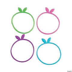 Bunny Ears Rubber Bracelets