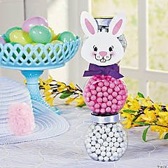 Bunny Jar Craft Idea