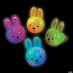 Bunny Light-Up Rings