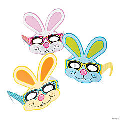 Bunny Mask Glasses