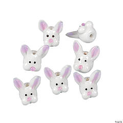 Bunny-Shaped Beads