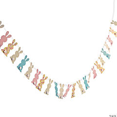 Bunny Tail Garland
