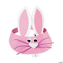 Bunny Visor Craft Kit