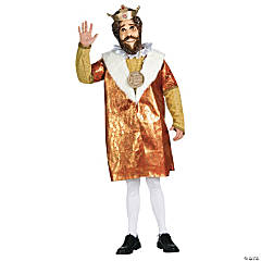 Burger King Deluxe Adult Men's Costume