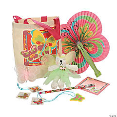Butterfly Filled Treat Bag