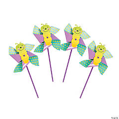 Butterfly Pinwheel Craft Kit