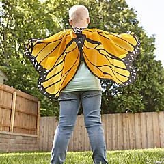 Butterfly Wings: Orange