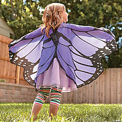 Butterfly Wings: Purple