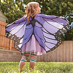 Butterfly Wings: Purple