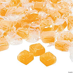 Butterscotch Candy Cubes