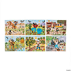 Buy All & Save American Folklore Sticker Scenes