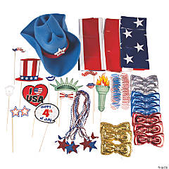 Buy All & Save Patriotic Photo Booth Kit