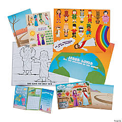 Buy All & Save Under the Sea Activities