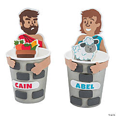 Cain & Abel Treat Cups Craft Kit