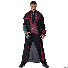 Cain The Vampire Tyrant Costume for Boys