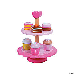 Cake Tower Toy Set