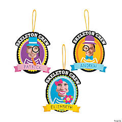 Cameo Skeleton Crew Ornament Craft Kit